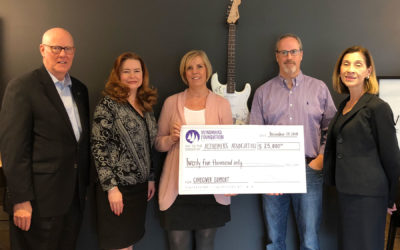 The Windward Foundation Announces $25,000 Grant to the Alzheimer's Association