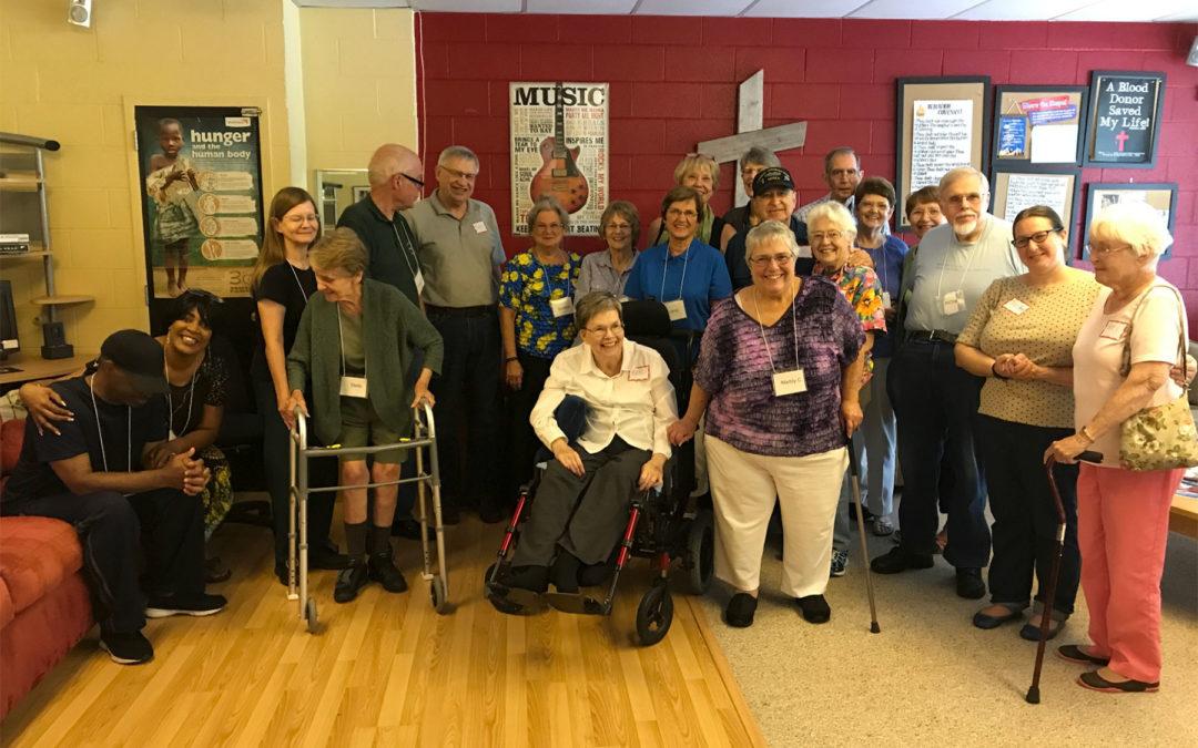 Windward Foundation Helps Expand Programs at Fairfax County Memory Café