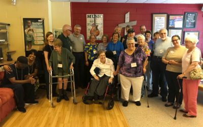 Windward Foundation Helps Expand Programs at Fairfax County Memory Café