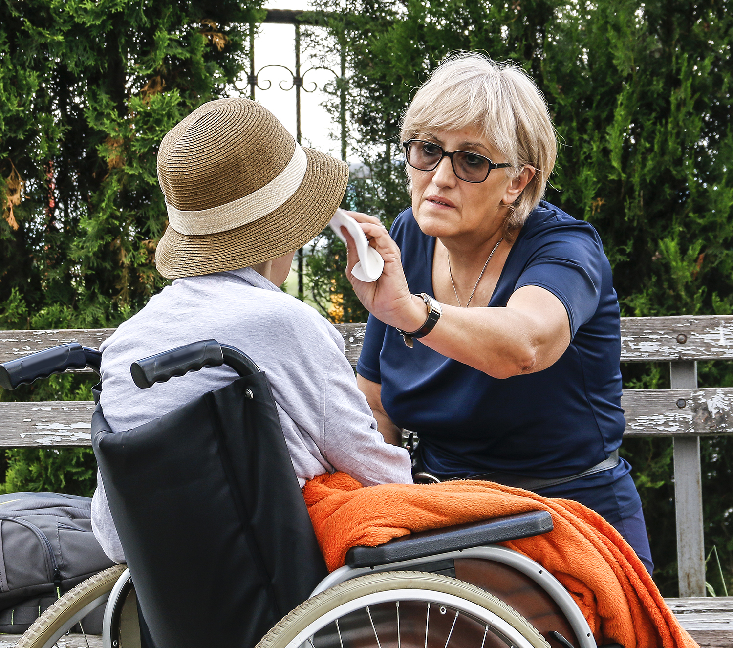 Being an Alzheimer's Caregiver is Hard
